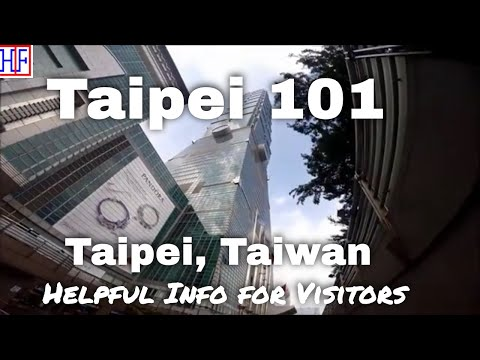 Taipei | Taipei 101 | Travel Guide | Episode# 3
