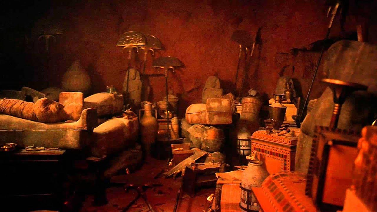 Egypt 3d secrets of the mummies trailer hd youtube for 3d wallpaper for home egypt