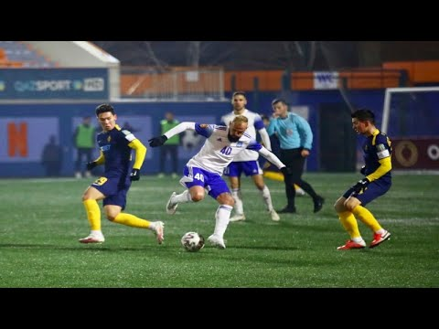 Taraz Kairat Match Highlights