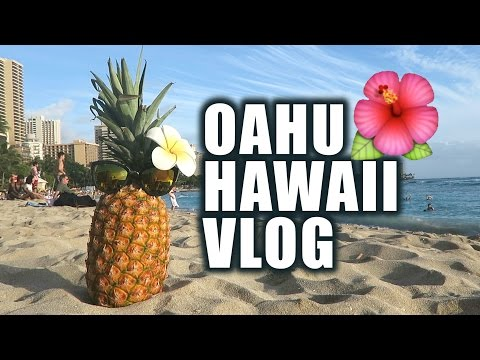 ☀ OAHU HAWAII VLOG: GIRLS-ONLY TRIP! ☀