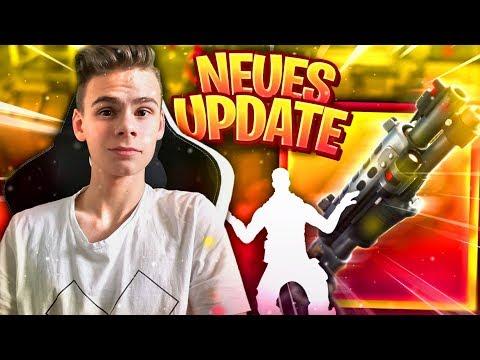 "Neues ""MEGA"" Update! 🔥 | #Season10Hype! 💪 | 1 Sieg = ""Salto""⚡️ | Live Fortnite [Deutsch]🔴"