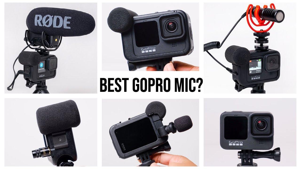 GoPro Hero 9 Mic Test