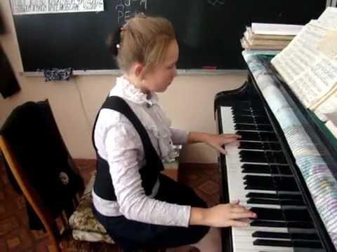 """Игра на пианино """"Реквием по мечте"""""""
