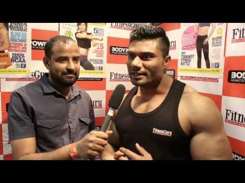 Wasim Khan International Bodybuilder Interview -FitnessGuru
