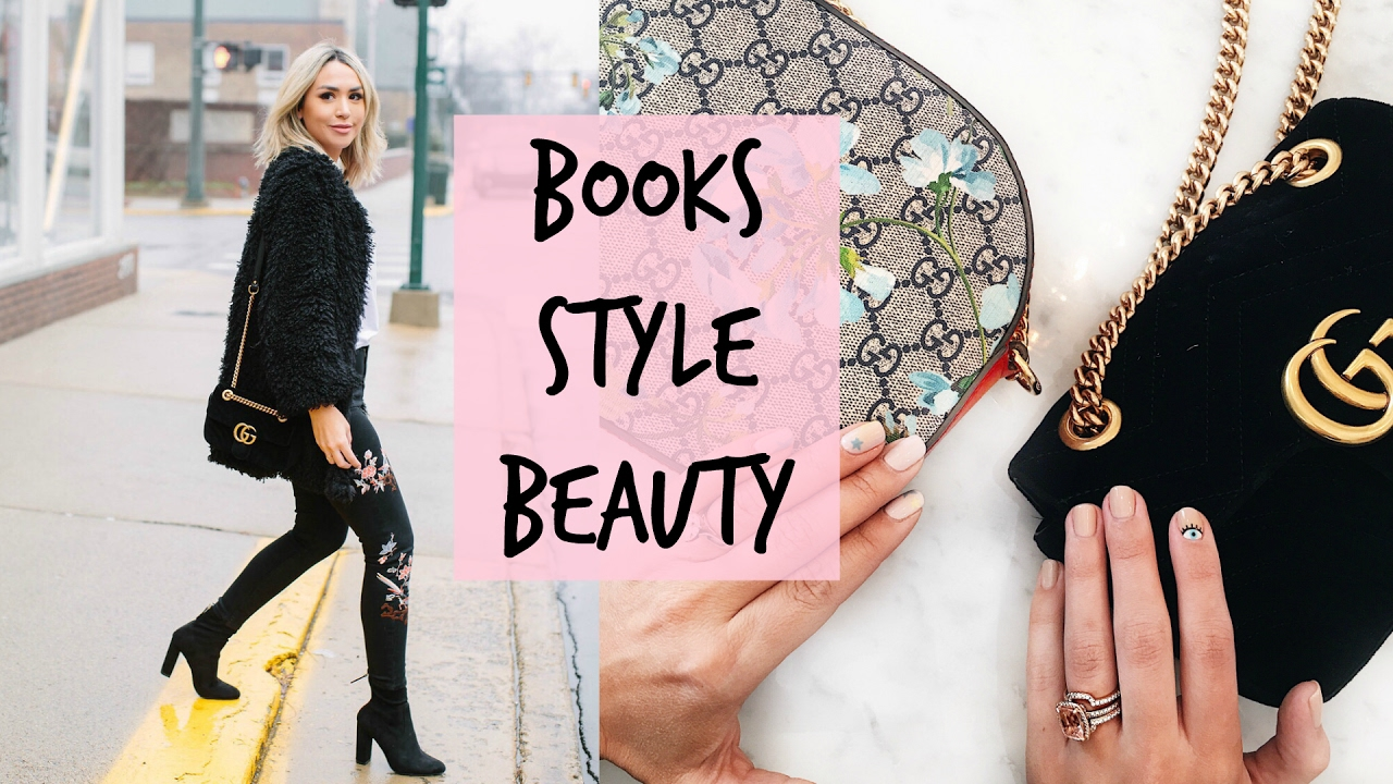 BOOKS, STYLE, BEAUTY AND MORE!   YouTube