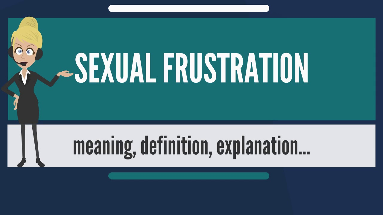 Sexually satisfied meaning