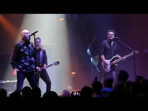 Midnight Oil: live at Hammersmith Apollo London 4th July 2017