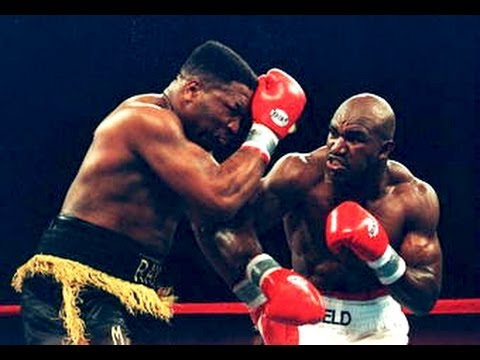 Evander Holyfield vs Ray Mercer (Highlights)