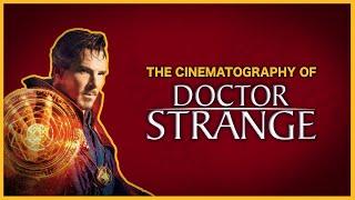The cinematography of Dr Strange || Ben Davis || Case Study