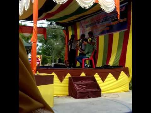 Tereza - Lagu Cinta (Cover by Risky Arianda Live at SMA N 3 Putra Bangsa)