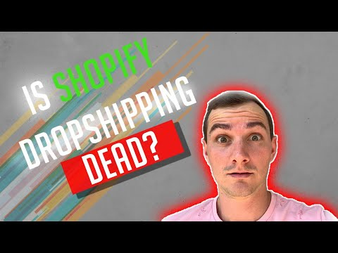 Shopify Dropshipping DEAD in 2020? thumbnail