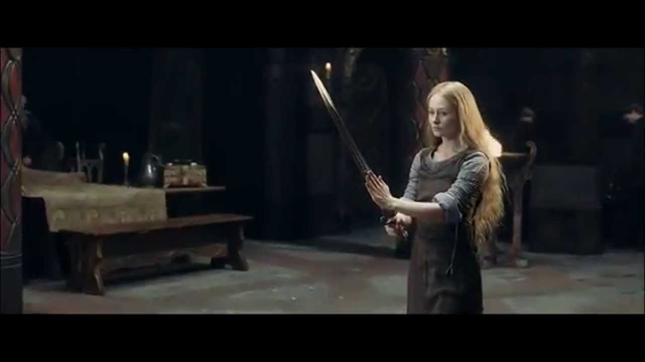 Who Is Eowyn Lord Of The Rings