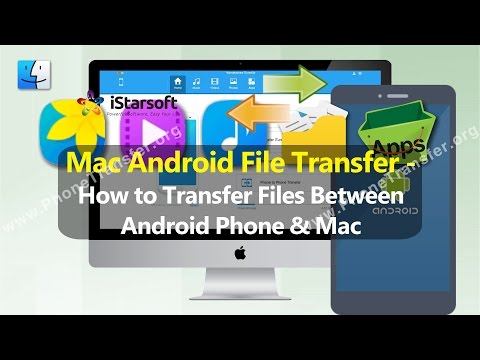 Mac Android File Transfer - How to Transfer Files Between Android Phone & Mac