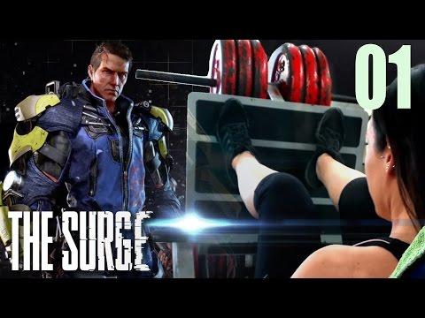 NO MORE LEG PRESS - The Surge Walkthrough Part 1
