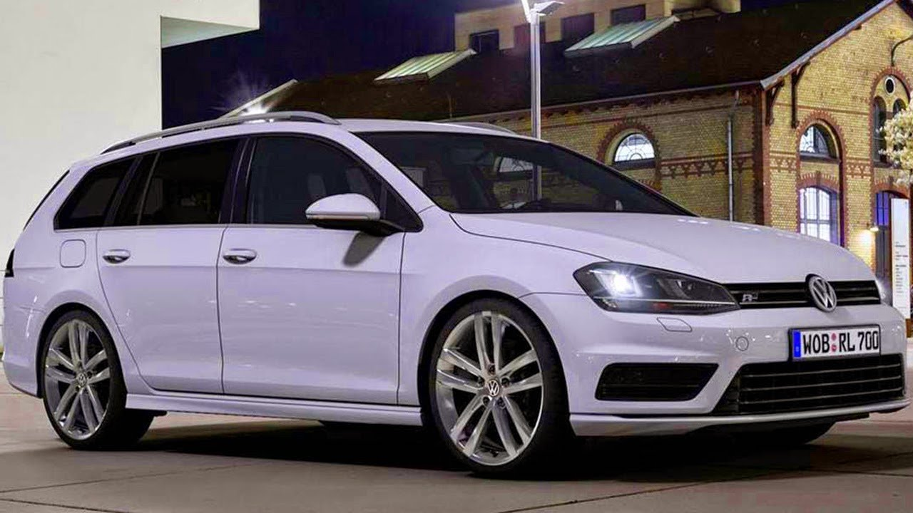 volkswagen golf variant r line 2015 youtube. Black Bedroom Furniture Sets. Home Design Ideas