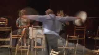 En avant, marche! - Frank Van Laecke, Alain Platel, Steven Prengels / NTGent & les ballets C de la B