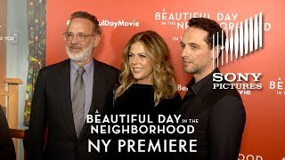 A BEAUTIFUL DAY IN THE NEIGHBORHOOD - NY Premiere Sizzle
