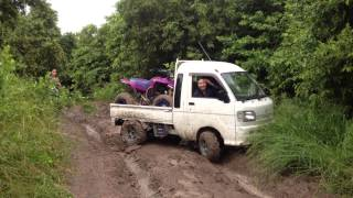 champ rama2 mini truck 4x4