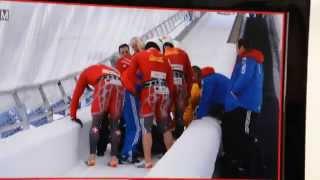 Кубок Мира по бобслею и скелетону Сочи 2015