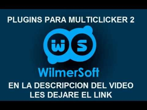 Plugins actualizados para multiclicker 2 Abril 2014