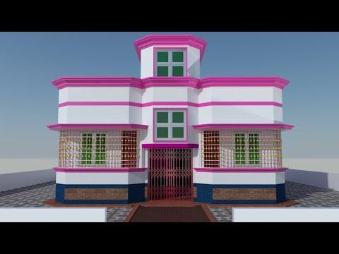 4 bedroom beautiful house design
