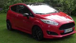 Ford Fiesta Red Edition 4K
