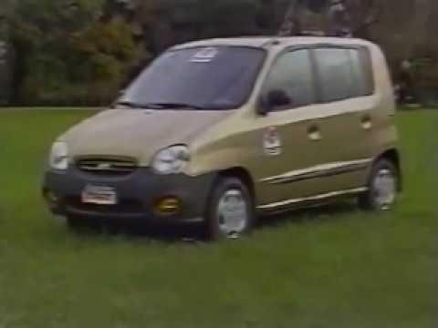 Hyundai Atos - Test - A Todo Motor
