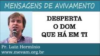 2225 LUIZ HERMÍNIO   DESPERTA O DOM QUE HÁ EM TI