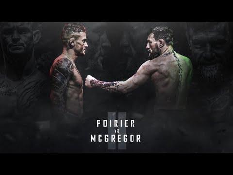 UFC 257: Poirier vs McGregor 2 | \