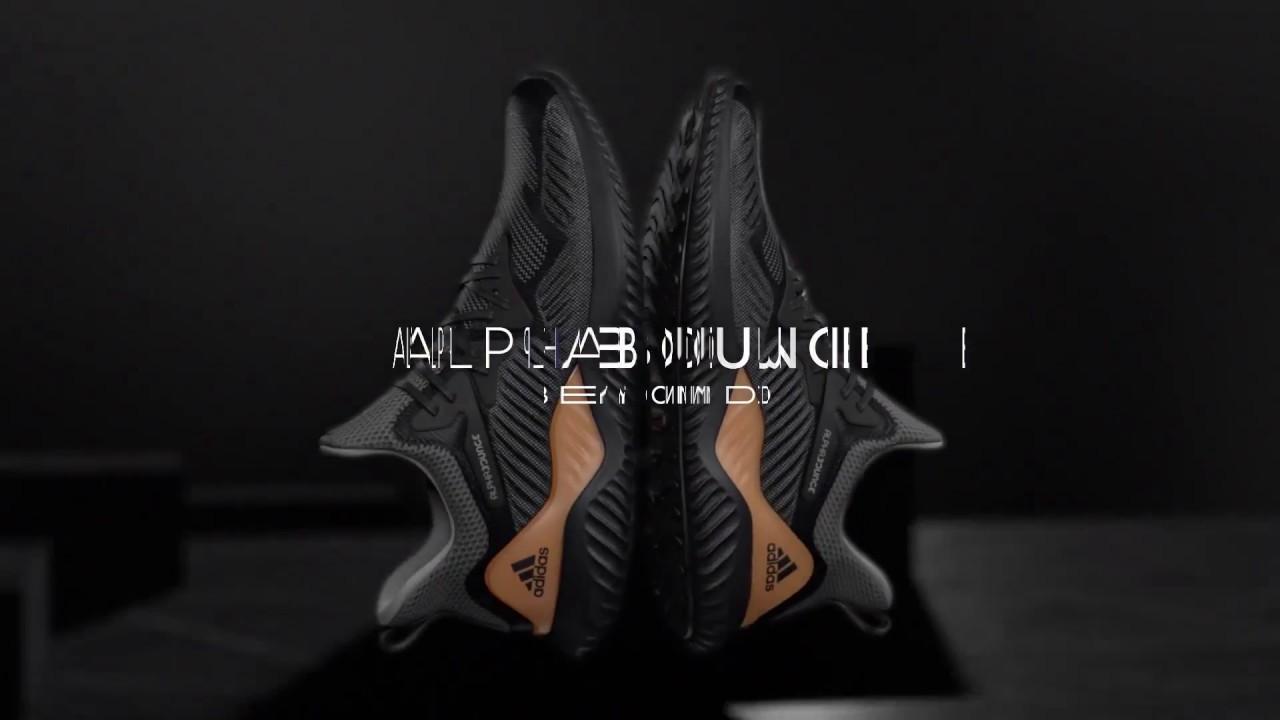 98502caba adidas AlphaBOUNCE - YouTube