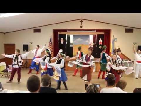 2016 UACCH Ukrainian Independence Day - Trepet - Privit
