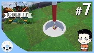 สนามมือใหม่ หลุมใหญ่มาก - Golf It #7 feat. Tackle4826, MT Mew Minecraft