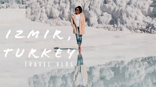 IZMIR, TURKEY | TOP PLACES TO SEE & THINGS TO DO | TRAVEL VLOG | Ep. 1 | illustrated by Sade