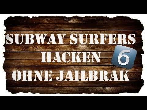 Subway Surfers Hack IFunbox Ohne Jailbreak (German)