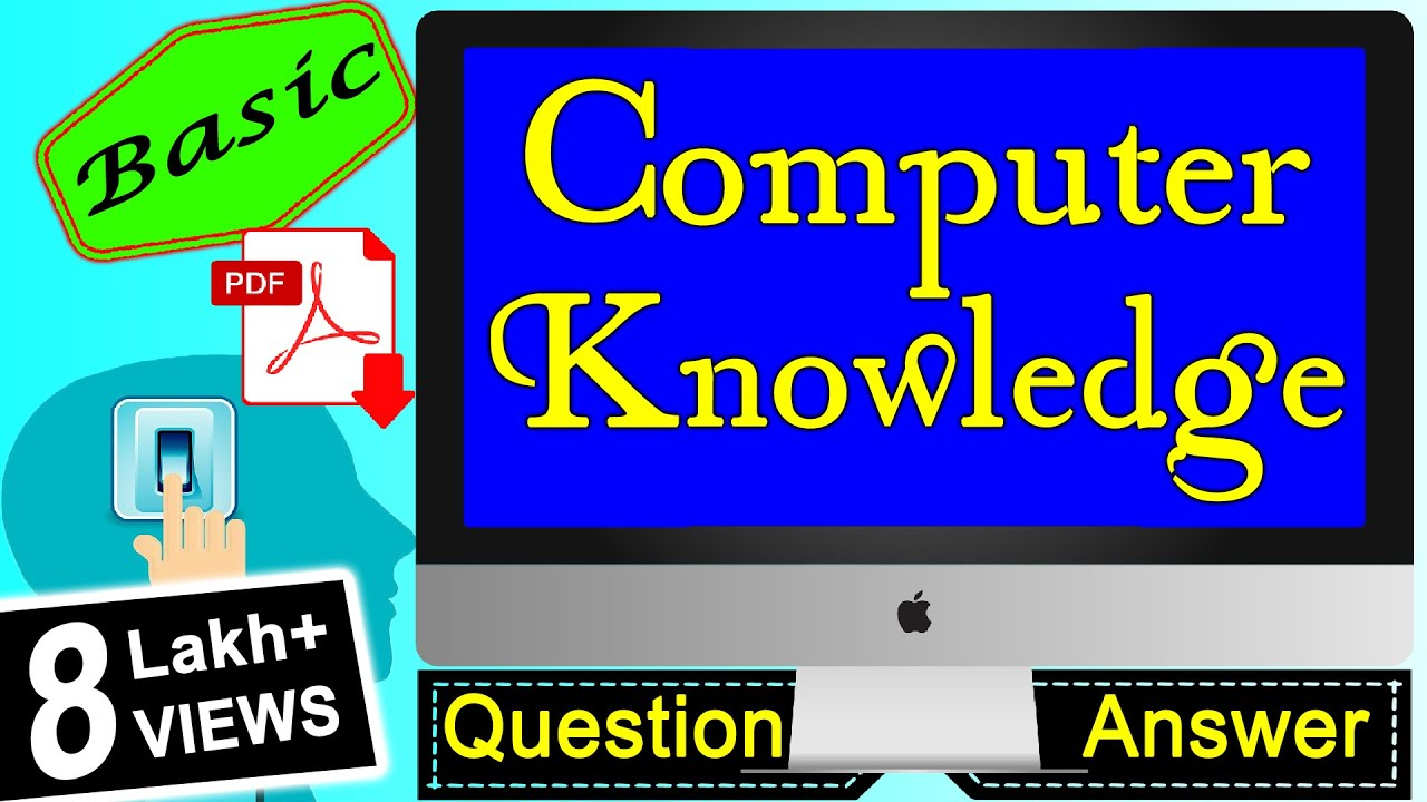 Basic Computer Knowledge Question Answer Youtube