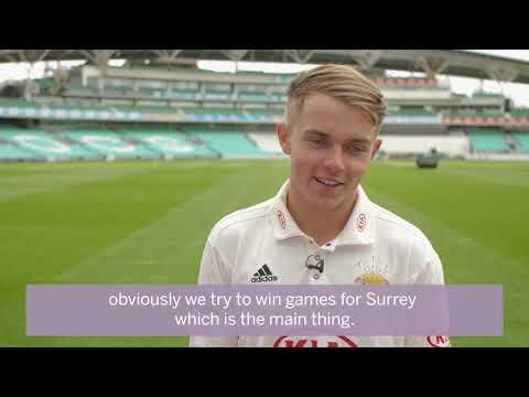 """It's a very family Club"" - Sam Curran on Surrey partnerships with JM Finn"