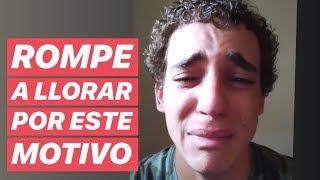Miguel Herrán (La casa de papel) rompe a llorar por este motivo