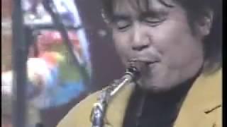 サックス奏者「藤陵雅裕」の熱帯Jazz楽団でのソロ演奏。 名古屋音楽館で隔月で行われている「アドリブ講座」の講師、藤陵雅裕先生の ご機嫌な...