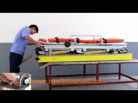 Ambulance Stretcher NF-A3-1 & Platform NF-D2-1,ambulance Equipment,Medical EMS,Trolley