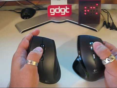 Driver for Logitech M-R0007 Performance Mouse MX