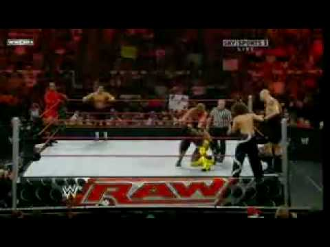 WWE Raw 7/20/09 Part 3/12
