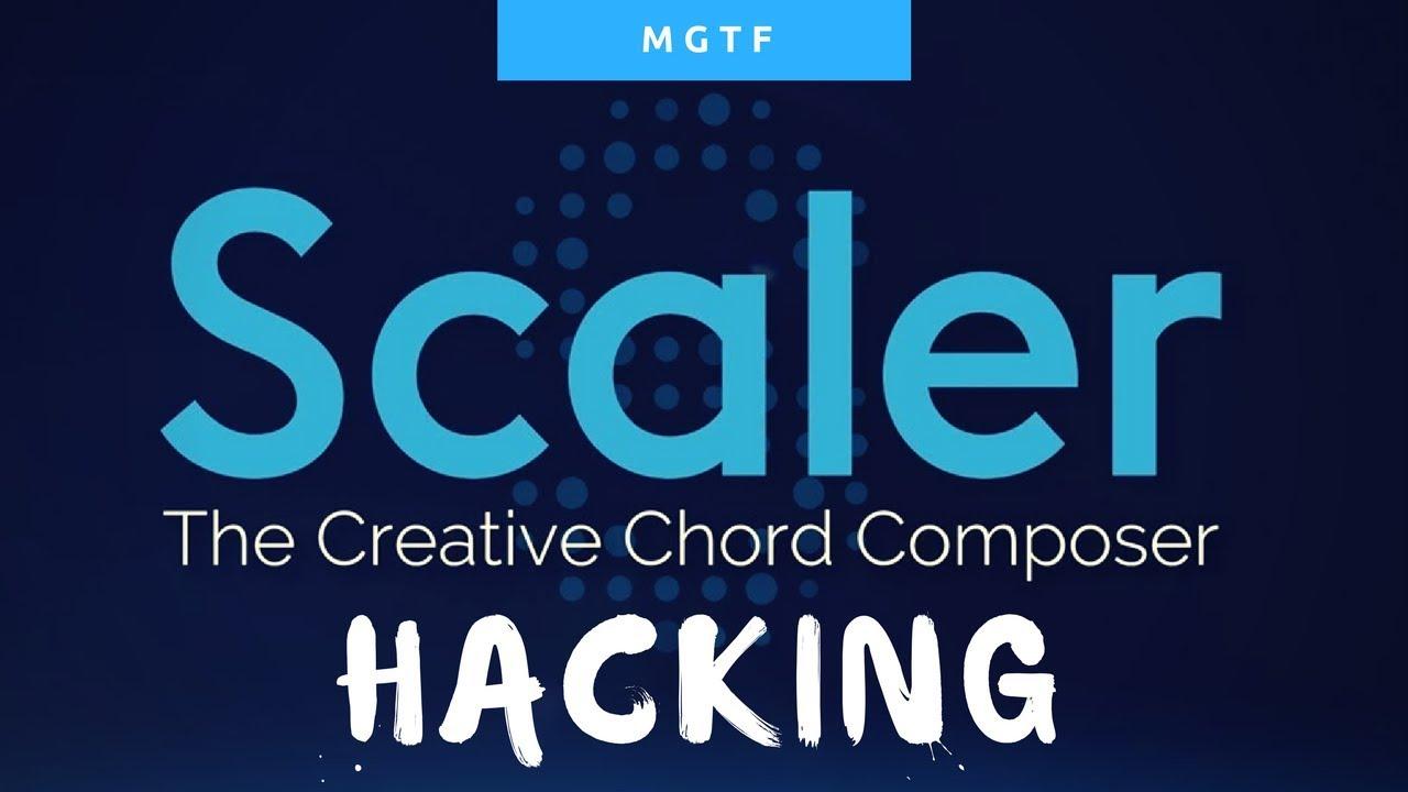 Plugin Boutique Scaler | Hacking Chord Progressions & Bridges (First  Impression)