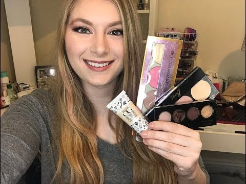 OCEAN STATE JOB LOT MAKEUP TESTED!   Marissa Urkevich
