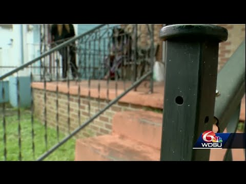 Hollygrove mother finds son dead on front steps of home