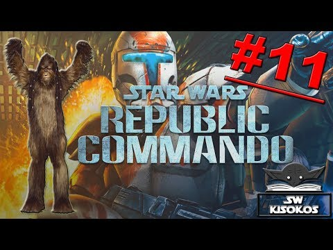 Még mindig PÖRÖG!! - Republic Commando #11 | Star Wars Kisokos