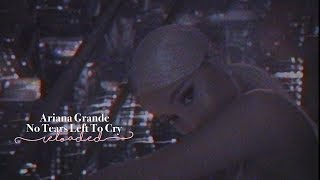 Ariana Grande - No Tears Left To Cry (Reloaded) Video