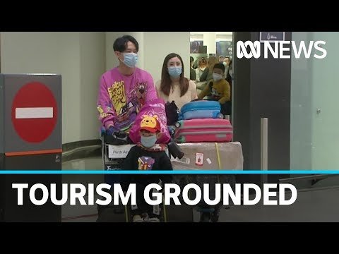 'I Have Never Seen A Downturn Like This': Twin Disasters Hit Australia's Tourism Sector   ABC News