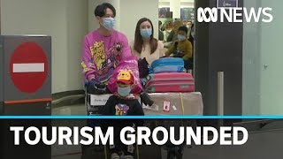 'I have never seen a downturn like this': Twin disasters hit Australia's tourism sector | ABC News