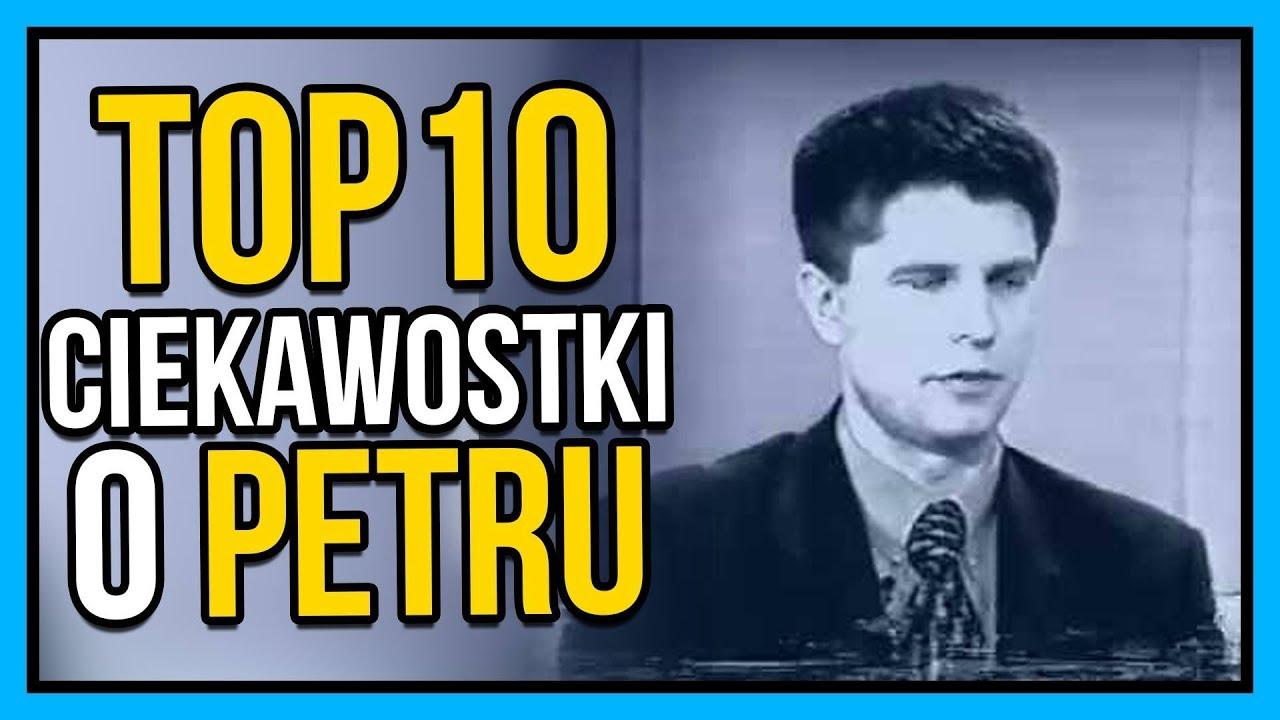 TOP 10 Ciekawostek i Nieznanych Faktów o Ryszardzie Petru