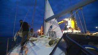 Putting New Sails to the Test (Sailing La Vagabonde) Ep. 63